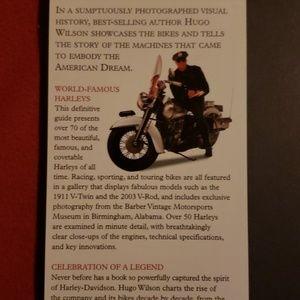 DK Ultimate Harley Davidson Hardcover Book